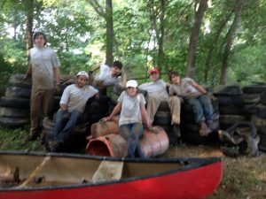 Robinson River StreamSweepers 2014